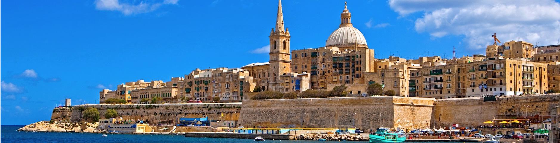 Vacanze studio a Malta: viaggi e studi l\'inglese immerso nella ...