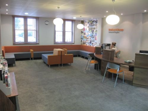 Stafford House Canterbury<br>Lounge