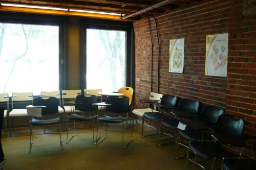 IH International House Boston<br>Aula