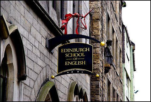Edinburgh School of English <br>School