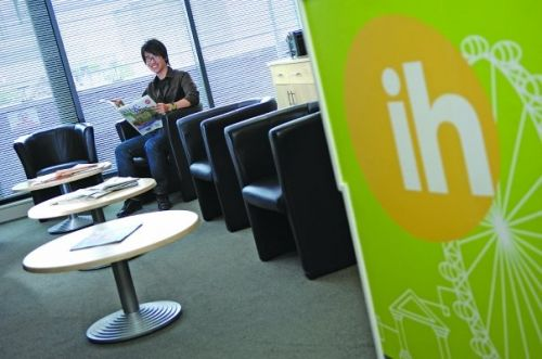 International House London<br>Lounge