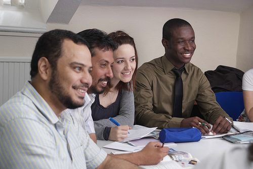 Liverpool School of English<br>Corso Adulti