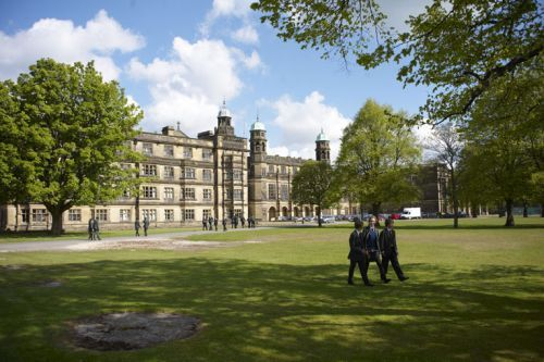 Stonyhurst Boarding School<br>College