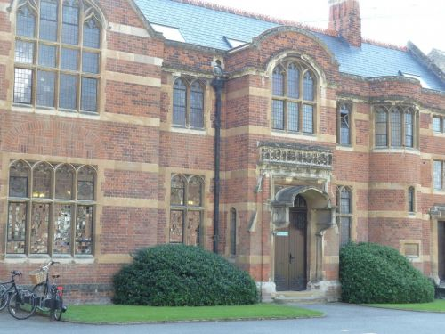 The Leys Boarding School<br>The Leys School