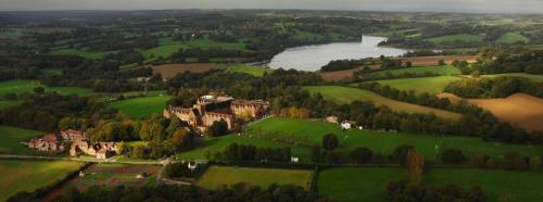 Ardingly Boarding School<br>Ardingly Aerial View