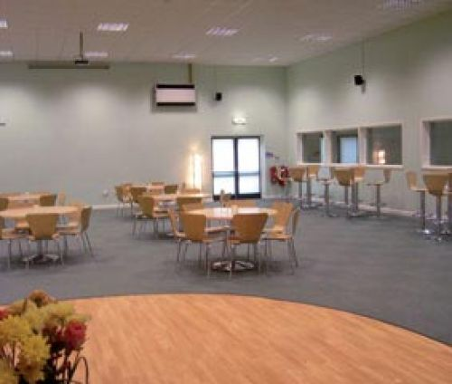 Boreatton Park  Centre<br>Lounge