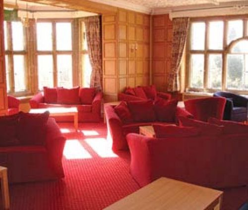 Caythorpe Court Centre<br>Lounge