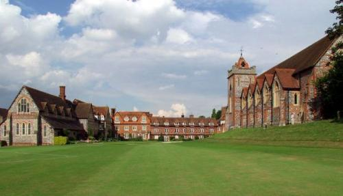Bradfield College<br>Campus View