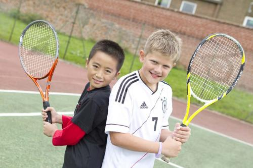 Cobham Hall Boarding School<br>Tennis