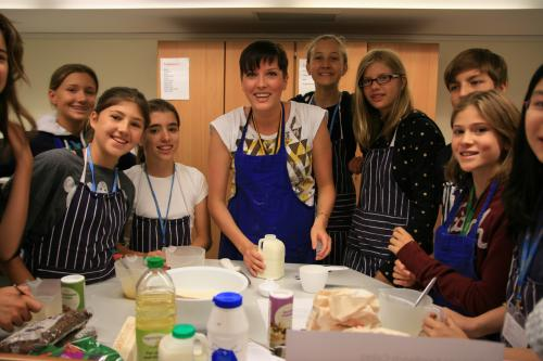 Woldingham School<br>Cooking