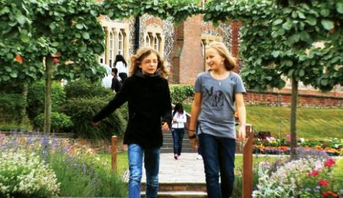 Bradfield Boarding School<br>Giardino