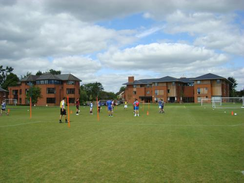 Shrewsbury Boarding School<br>College