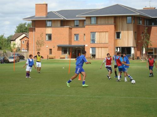 Shrewsbury Boarding School<br>Calcio