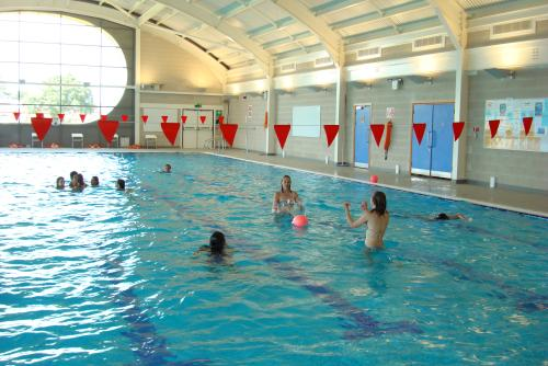 Shrewsbury Boarding School<br>Piscina