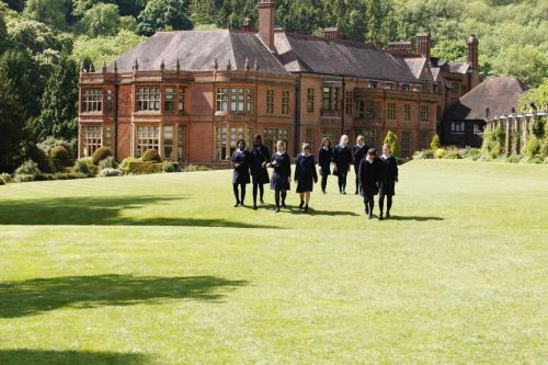 Windlesham House School<br>Studenti