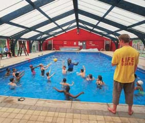 Boreatton Park  Centre<br>Piscina