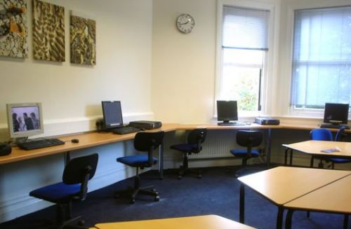 British Study Centre<br>Area Computer