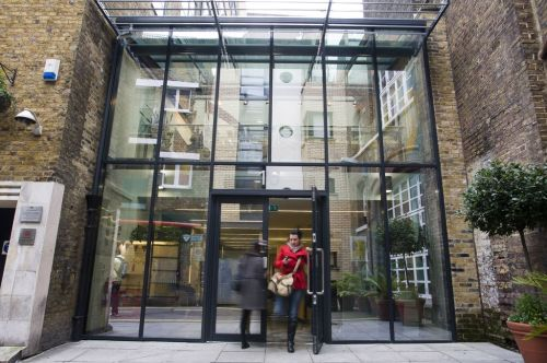 International House London<br>Esterno School