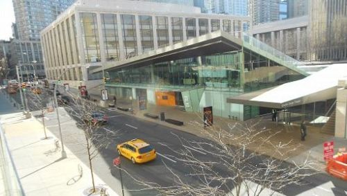 Julliard School<br>Julliard School New York