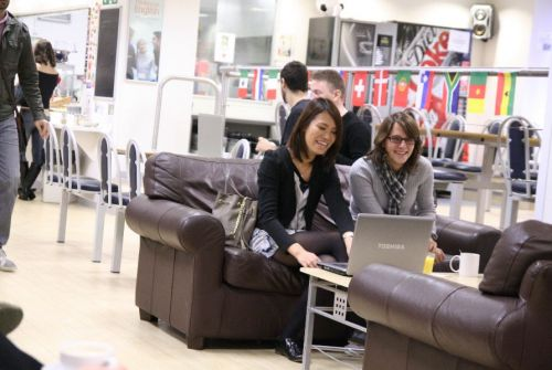 British Study Centre London<br>Lounge