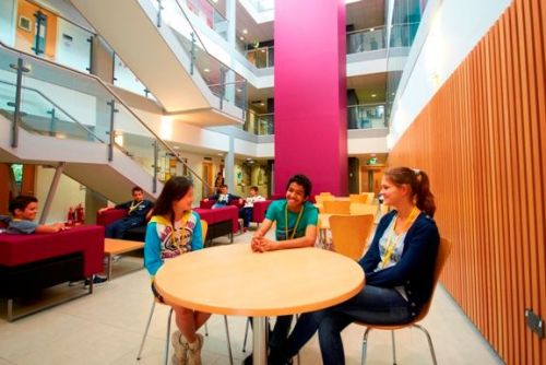 The University of Nottingham<br>Lounge