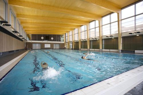 Uppingham Boarding School<br>Piscina