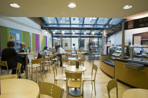 International House<br>Central Cafè
