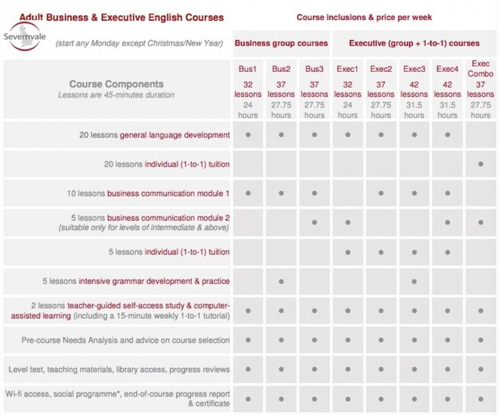 Severnvale_Business_Courses